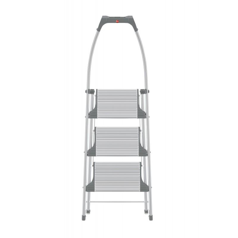 Livingstep Plus Sgabello In Alluminio 3 Gradini Portata