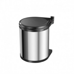 HAILO 3555-101 FITTED WASTE BIN Compact-Box M