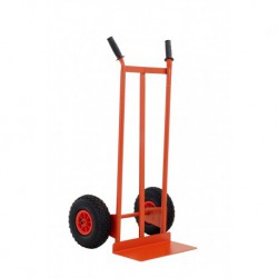 GIERRE GE020 HAND-TRUCK WITH PNEUMATIC WHEELS