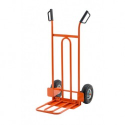 GIERRE GE040 HAND-TRUCK WITH FOLDABLE PLATE
