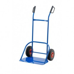 GIERRE GS010 SPECIAL STEEL HAND-TRUCK WITH BIGGER PLATE