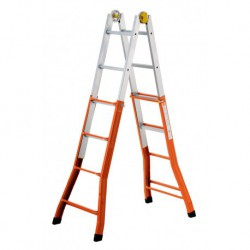 GIERRE PEPPina A0060 STEEL MULTIFUNCTION TELESCOPIC LADDER