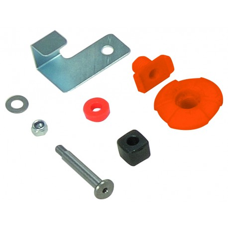 Expansions system kit for hotizontal rod D6003