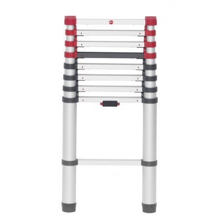 HAILO 7113-092 TELESCOPIC EXTENDING LADDER