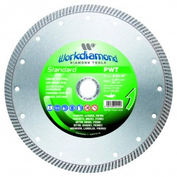 WORKDIAMOND DIAMOND DISC - COUNTINUOUS RIM