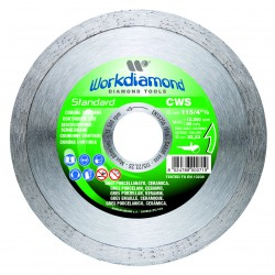WORKDIAMOND CWS E530125C DISCO DIAMANTATO CORONA CONTINUA