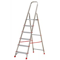 GIERRE SCALAMIA AL160 ALUMINIM HOUSE STEPLADDER