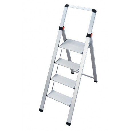 Swell Gierre Superstep B0200 Steel Step Stool With High Safety Rail Gmtry Best Dining Table And Chair Ideas Images Gmtryco