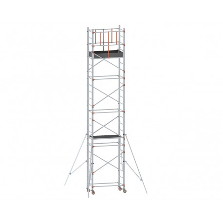 GIERREPRO TA2000 SUPER-PRO ALUMINIUM ACCESS TOWER