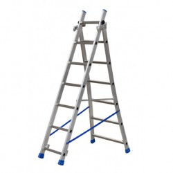 GIERREPRO +ALSP207 2 SECTION EXTENDING LADDER FLARED BASE