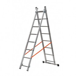 GIERRE MODULA AL310 2 SECTION EXTENDING LADDER PARALLEL UPRIGHTS